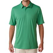 Ashworth Men's Matte Interlock Solid Golf Polo