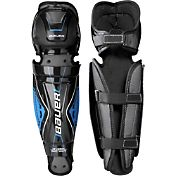 Bauer Junior Performance Street Hockey Shin Guards