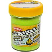 Berkley PowerBait Natural Scent Glitter Trout Dough Bait – Garlic Flavor