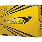 Callaway Warbird Yellow Golf Balls