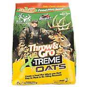 Evolved Harvest Throw & Gro X-Treme Oats Food Plot Seed
