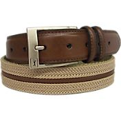 PGA Tour Men's Herringbone Stretch Golf Belt