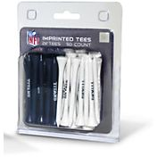 Team Golf Tennessee Titans Golf Tees – 50 Pack