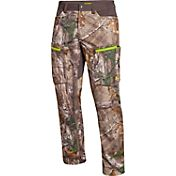 Under Armour Men's ColdGear Infrared Scent Control Softershell Pants