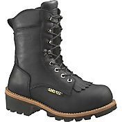 "Wolverine Men's Buckeye 8"" GORE-TEX Wide Safety Toe Work Boots"