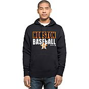 '47 Men's Houston Astros Navy Headline Pullover Hoodie