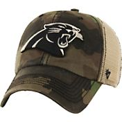 '47 Men's Carolina Panthers Burnett Adjustable Camouflage Hat