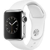 Apple Watch Series 2, Stainless Steel 38mm Case