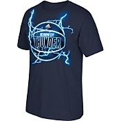 adidas Men's Oklahoma City Thunder Navy T-Shirt