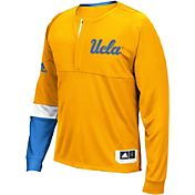 adidas Men's UCLA Bruins Gold Shooter Long Sleeve Shirt