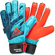adidas Youth Ace Fingersave Junior Manuel Neuer Soccer Goalie Gloves