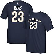 adidas Youth New Orleans Pelicans Anthony Davis #23 Navy T-Shirt