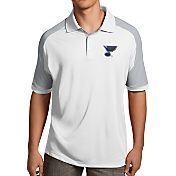 Antigua Men's St. Louis Blues Century White Polo