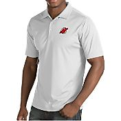 Antigua Men's New Jersey Devils Inspire White Polo