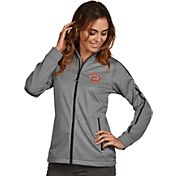Antigua Women's Arizona Diamondbacks Grey Golf Jacket