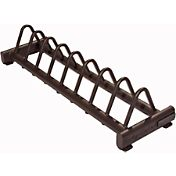 Body Solid Rubber Bumper Plate Rack