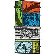 Buff Bug Slinger Colorblock Tarpon UV Buff