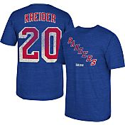 CCM Men's New York Rangers Chris Kreider #20 Replica Home Player T-Shirt