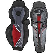 CCM Senior QuickLite 290 Ice Hockey Shin Guards