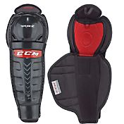 CCM Junior QuickLite Edge Ice Hockey Shin Guards