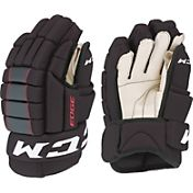CCM Youth QuickLite Edge Ice Hockey Gloves