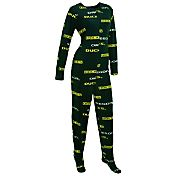 Concepts Sport Women's Oregon Ducks Green Onesie