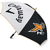 "Callaway X2 Hot 64"" Single Canopy Golf Umbrella"