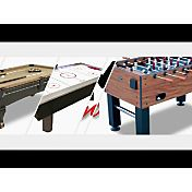 DMI Sports Phazer 7.5' Lighted Rail Hockey Table
