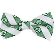 Eagles Wings Boston Celtics Checkered Bow Tie
