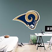 Fathead Los Angeles Rams Real Big Team Logo Fathead