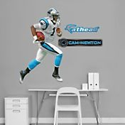 Fathead Cam Newton Junior Wall Graphic