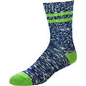 For Bare Feet Seattle Seahawks Alpine Socks