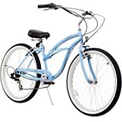 Firmstrong Women's Urban Lady Seven Speed Beach Cruiser Bike