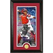 Highland Mint St. Louis Cardinals Yadier Molina Supreme Bronze Coin Photo Mint