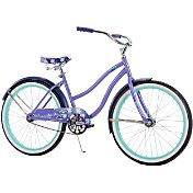 Huffy Girls' Good Vibrations 24' Cruiser Bike
