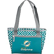 Miami Dolphins 16-Can Cooler Tote