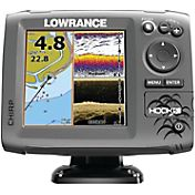 Lowrance Hook-5 Fish Finder/Chartplotter Combo