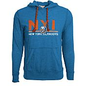 Levelwear Men's New York Islanders Scoreboard Royal Hooded T-Shirt