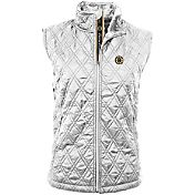 Levelwear Women's Boston Bruins Morningstar Quilted Vest