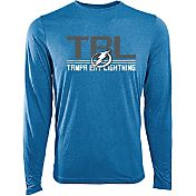 Levelwear Youth Tampa Bay Lightning Scoreboard Royal Long Sleeve T-Shirt