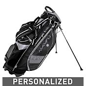 Maxfli U/Series 4.0 Personalized Stand Bag - Black