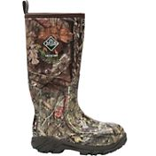 Muck Boot Men's Arctic Pro Mossy Oak Break-Up Rubber Hunting Boots