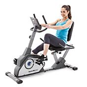 Marcy Recumbent Magnetic Bike