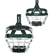 Markwort Game Face Clear Softball Safety Face Guard - Large