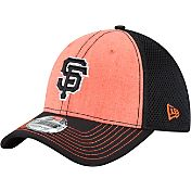 New Era Men's San Francisco Giants 39Thirty Heathered Neo Flex Hat