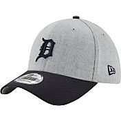 New Era Men's Detroit Tigers 39Thirty Change Up Redux Grey Flex Hat