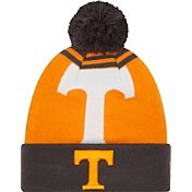 New Era Men's Tennessee Volunteers Tennessee Orange/Gray Logo Whiz 2 Knit Beanie