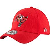 New Era Men's Tampa Bay Buccaneers Color Rush 2016 On-Field 39Thirty Flex Hat