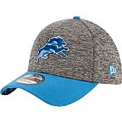 New Era Men's Detroit Lions 2016 NFL Draft 39Thirty Blue Flex Fit Hat