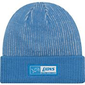 New Era Men's Detroit Lions Sideline 2016 Tech Knit Hat